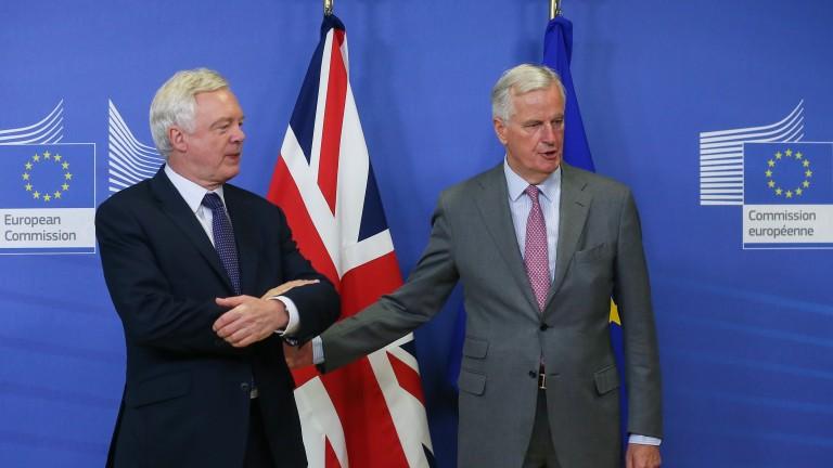 Великобритания и ЕС започнаха преговорите по Брекзит