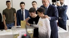 Турция обяви окончателните резултати от президентския и парламентарен вот