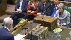 Мей призна: Все още няма достатъчно подкрепа за трето гласуване на сделката за Брекзит