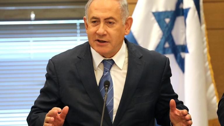 """Нетаняху: Ясно е! Иран удари """"Сауди Арамко"""""""
