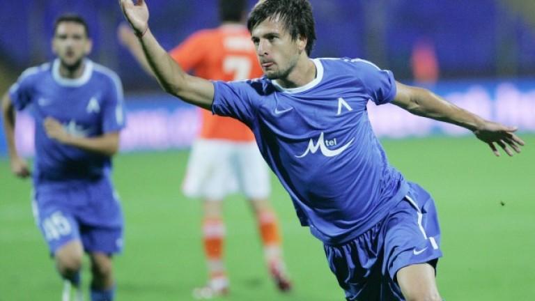 Дарко Тасевски ще се присъедини към Славия утре, информира БТА.