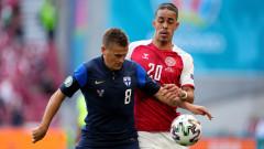 """""""Sports.ru"""": Отложиха Дания - Финландия за понеделник"""