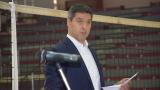 Евгени Иванов-Пушката фаворит за наследник на Данчо Лазаров във волейбола