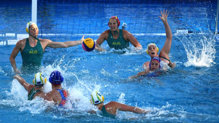 Дамите на Австралия спечелиха важна победа срещу Русия в Будапеща