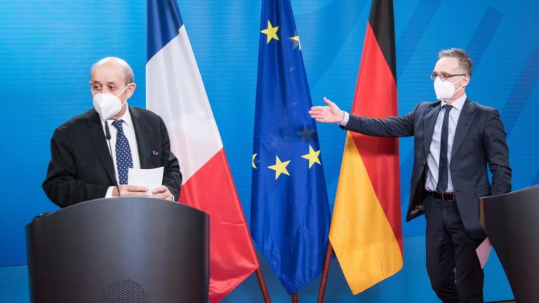Германия налага контрол за коронавирус на френската граница