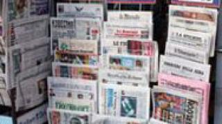 Сидеров съди два столични вестника