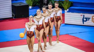 Ансамбълът на България спечели златния медал в многобоя на Световната купа в Баку