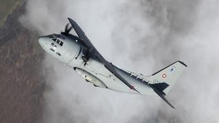 Военни от 6 държави летят на пределно малка височина у нас