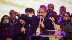 Премиерът на Армения: Подавам оставка през април