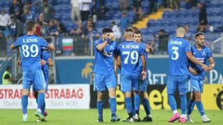 Левски е използвал 17 български футболисти от началото на сезона