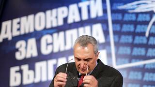 Симеон реваншира престъпността, обяви Костов