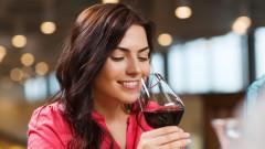 Червеното вино - враг на ендометриозата