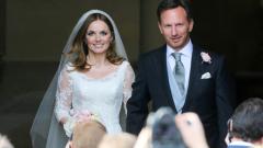 Скандал около сватбата на Гери Халиуел