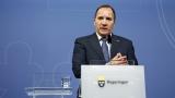 Премиерът на Швеция: Избрахме правилната стратегия срещу COVID-19