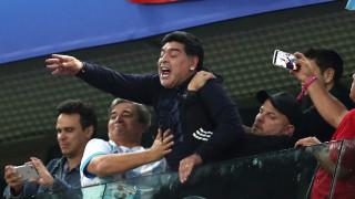 Марадона е приет в болница с вътрешен кръвоизлив