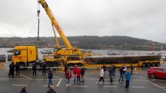 Голяма част от хванатите 3 тона кокаин в подводница в Испания била за Великобритания
