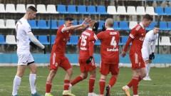 ФК ЦСКА 1948 загуби от отбора на Чорбаджийски
