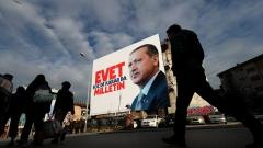 Ердоган все още губи референдума, според ново проучване