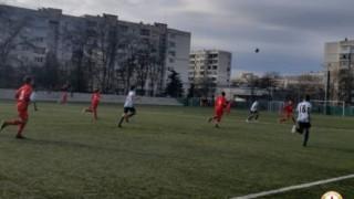 Юношите на ЦСКА с минимален успех за Купата