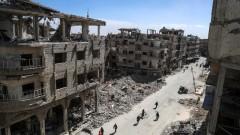 Сирийската армия установи пълен контрол над град Дума