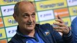 Делио Роси: Финалът със Славия ще даде смисъл на сезона на Левски
