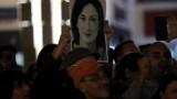 Разследват полицейски шеф за убийството на Дафне Галиция