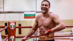 Кубрат Пулев очаква с нетърпение боя с Богдан Дину