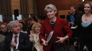 Бокова – перфектният кандидат за шеф на ООН, убеждават от Стопанската камара
