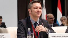 БСП няма основание да се връща в парламента, убеден Вигенин