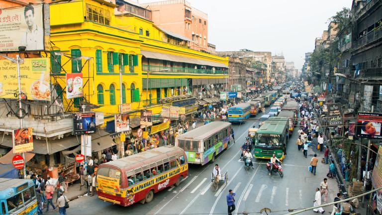Индия вече е петата най-голяма икономика в света