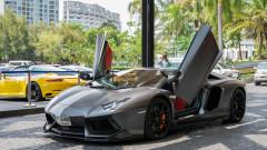 Новите рекорди на Bentley и Lamborghini