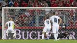 Нов страхотен вратар пак спря европейския шампион, рекордът обаче е факт