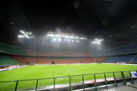 Продадоха 70 000 билета за Милан - Интер