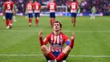 Атлетико (Мадрид) показа характер срещу Валядолид, гонитбата с Барса продължава