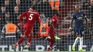 Ливърпул прегази потресаващ Манчестър Юнайтед в голямото дерби на Висшата лига!