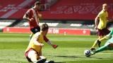 Саутхемптън записа зрелищен обрат срещу Бърнли