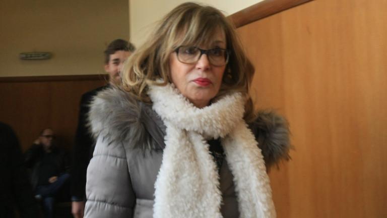 ВАС отхвърли жалбата на съдия Румяна Ченалова за отстраняването й