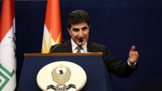 Парламентът на Иракски Кюрдистан избра Нечирван Барзани за президент