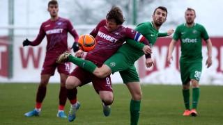 Лудогорец на 1/4-финал за Купата след победа с 3:0 срещу Септември в Драгалевци