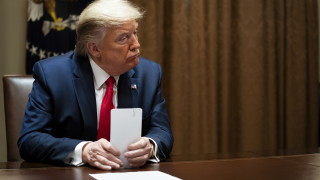 Тръмп обсъжда COVID-19 с Г-7 в четвъртък