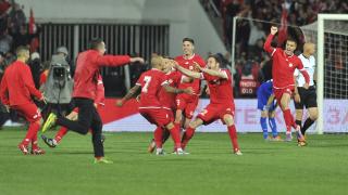Евроспорт: Третодивизионният ЦСКА пише история - спечели Купата на България