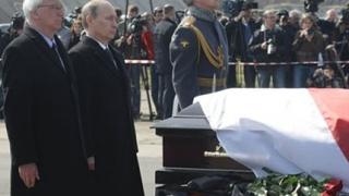 Предприемчиви трупат печалби от смъртта за Качински