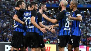 """Интер нанесе загуба на Челси в последната лятна контрола на """"сините"""" (ВИДЕО)"""