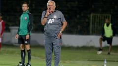 Петрович: Най-вероятно в Осиек отново ще играем 3-5-2