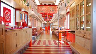 Супер свежи влакове влакове за деца