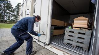 Близо 5 700 станаха жертвите на коронавируса в Белгия