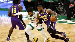 ЛА Лейкърс срази Бостън в голямото дерби на НБА
