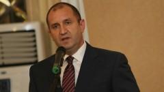 Радев: Мюсюлманите са част от българското общество