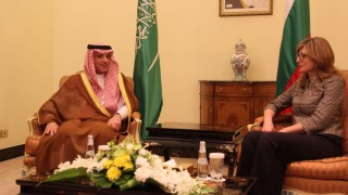Захариева покани бизнес делегация от Саудитска Арабия у нас