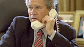 Абас към Буш: мирните преговори трябва да започнат назабавно